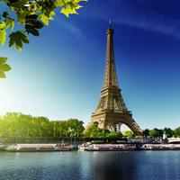 La Tour Eiffel. Credit Photo: Shutterstock