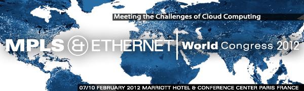 MPLS & Ethernet World Congress 2012