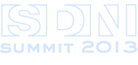 SDN Summit 2013